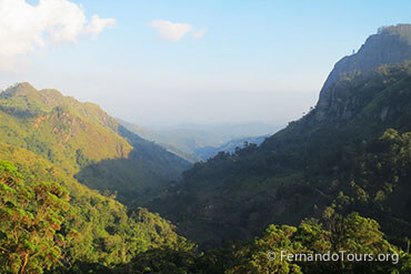 Places to see in Sri Lanka Ella Gap