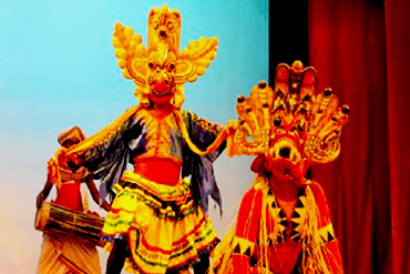 The Cultural Show in Kandy