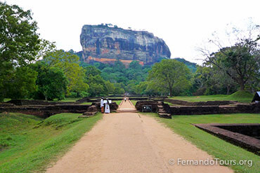 Places to see in Sri Lanka Sigiriya