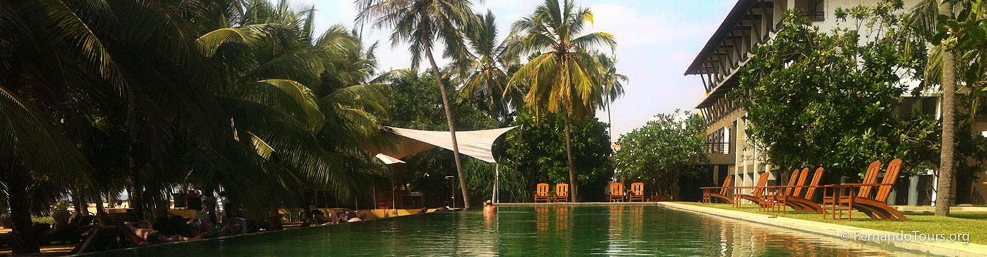 Sri Lanka Negombo hotel